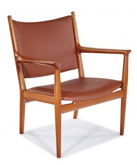 Hans Wegner, Lounge Chair