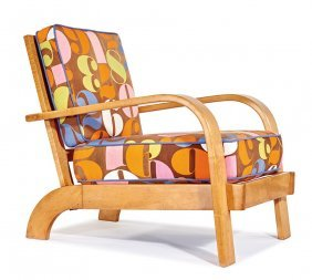 Russel Wright, Lounge Chair