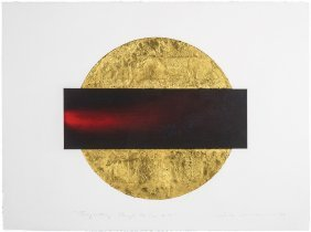 Lita Albuquerque, Trajectory Through The Sun #13
