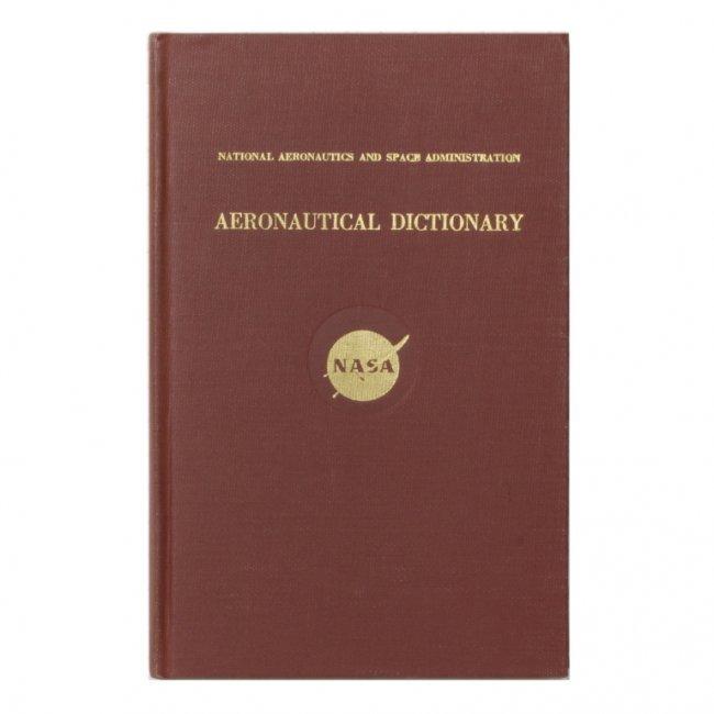 Davis, NASA Aeronautical Dictionary : Lot 307
