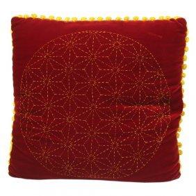 Tasseled Throw Pillow