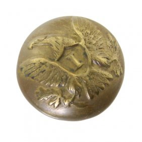 Pre Civil War Infantry Button