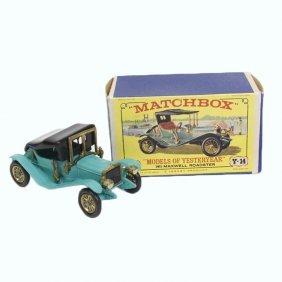 1911 Maxwell Roadster Matchbox Car