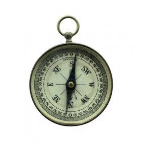 Vintage German Made Compass