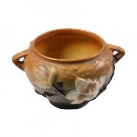 Roseville Pottery Magnolia Jardiniere