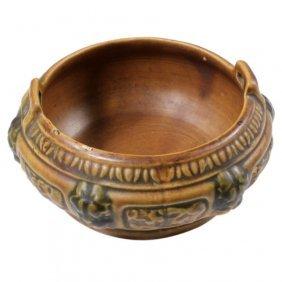 Roseville Pottery Florentine Bowl