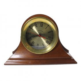 Lord Nelson Maritime Clock