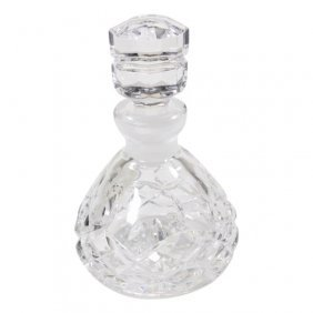 Cut Crystal Perfume