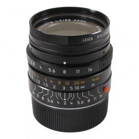 Leica Summicron M 28mm Asph Lens