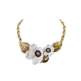 Vintage Louis Feraud Paris Necklace
