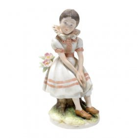 Lefton Becky Sharp Figurine