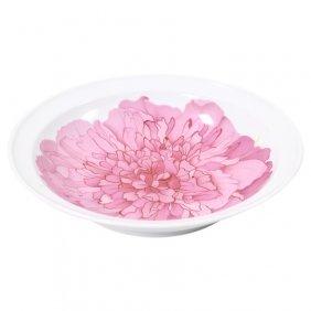 Ch Field Haviland Limoges Floral Fruit Bowl