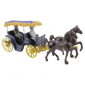 Cast Mixed Metal Toy