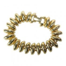 Erwin Pearl Gold Tone Bracelet