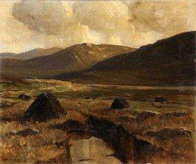 325 Oil Painting James Humbert Craig Lot 325