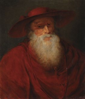 OLD MASTER OIL PAINTINGS RUBENS