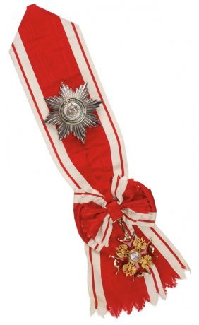 Imperial Russian Order Of St. Stanislas