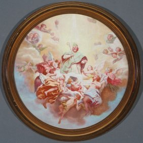 19th Century Italian Religious Painting