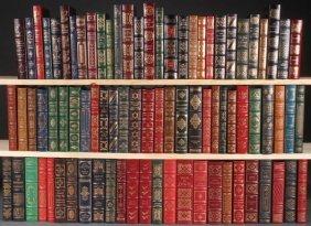 "A Set Of 82 Easton Press ""collectors Edition"" Books"