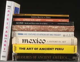 Ten Books On Pre-columbian, African And Ancient A