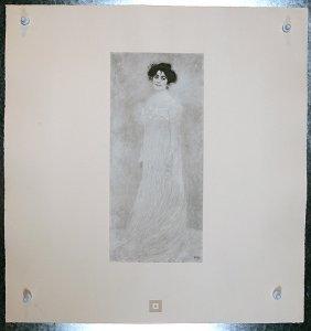 Klimt Original 1931 Portrait Of Serena Lederer
