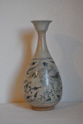 Older Long Neck Vase
