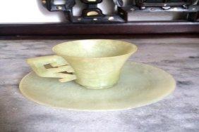 Jade Teacup