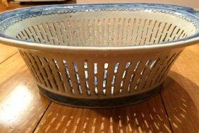 Porcelain Straner Bowl