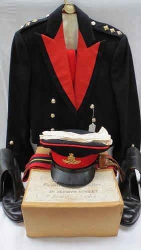Royal Artillery Officers Mess Kit Jacket Waistcoat O