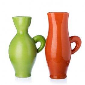 Pol Chambost (1906-1983) - Two Mugs