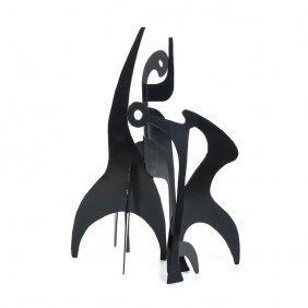 Portuguese School (21st Century) - Sculpture In Ir