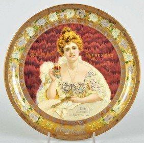 1903 Coca-Cola Serving Tray.