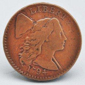1794 Large Cent.
