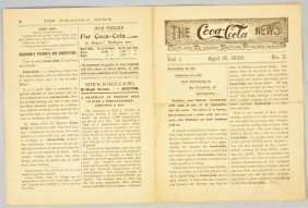 April 1896 Coca-Cola News.