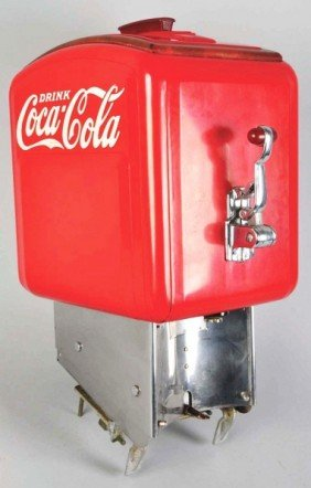 Coca-Cola Dole Jr. Countertop Dispenser.