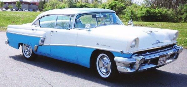 603 1956 mercury phaeton 4 door hard top car lot 603 for 1956 mercury montclair phaeton 4 door hardtop