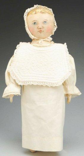 Rare �Columbian� Cloth Doll.