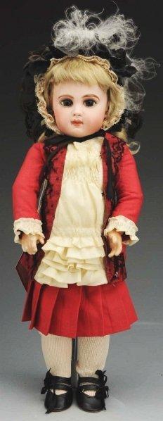 Dramatic French B�b� Doll.