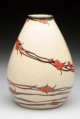 Early Pottery Vase.