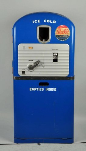 Vendo Pepsi Soda Vending Machine.