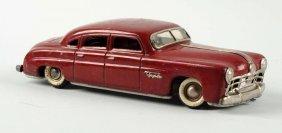 German Tin Litho Wind Up Tippco Toy Car.