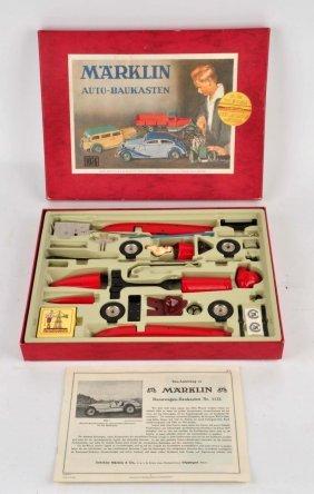 Contemporary Marklin #1076 Anniversary Car Set.