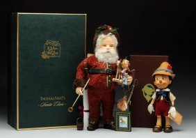 Two Iconic R. John Wright Limited Edition Dolls.