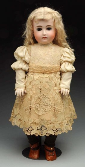 Impressive Kestner Child Doll.