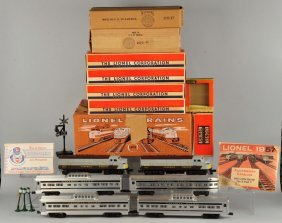 Lionel Canadian Pacific Train Set #229w