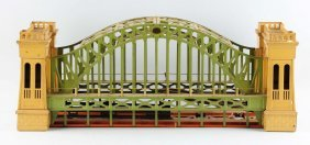 Lionel 300 Hell Gate Bridge.