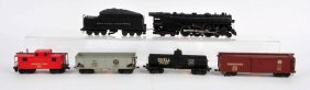 Lot Of 6: Lionel Oo Hudson Set.
