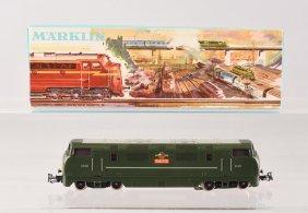Marklin #3073 Diesel Locomotive.