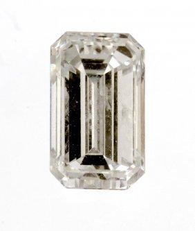 An Unmounted Diamond.