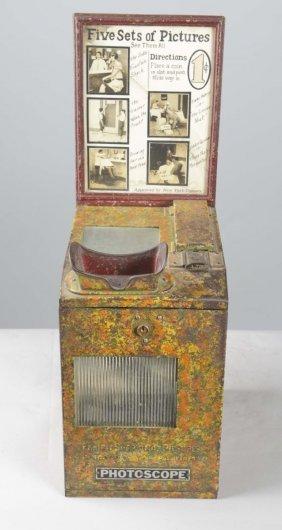 1¢ Photoscope Viewer Arcade Machine